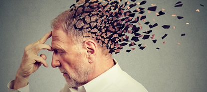 The different stages of Alzheimer's